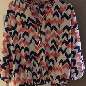 New Directions Blouse Size Small